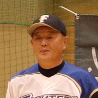 日本ハムファイターズOB 長谷川達栄氏