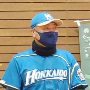 北海道日本ハムファイターズOB 前栄喜 正和 氏